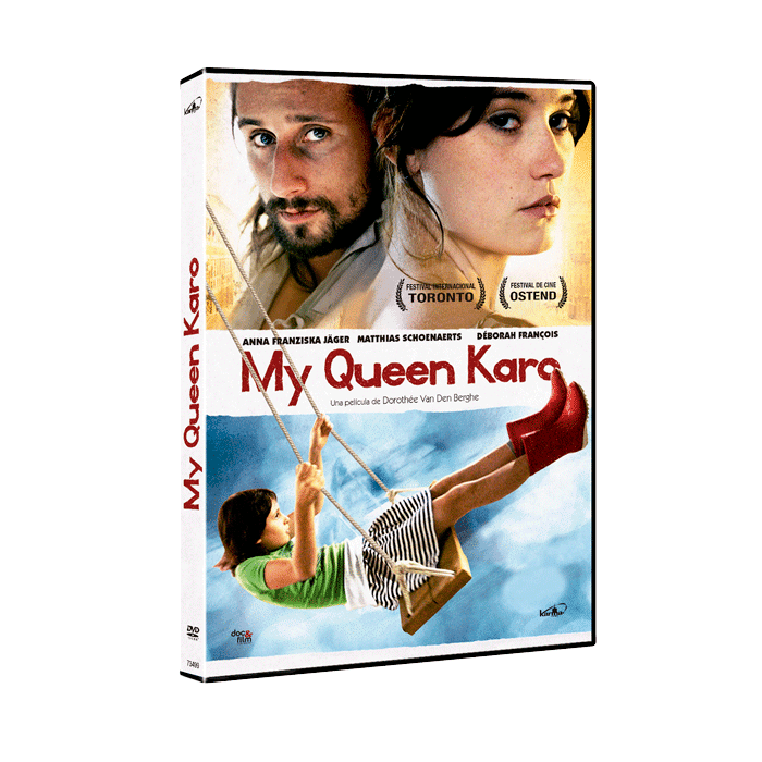 MY_QUEEN_KARO_DVD