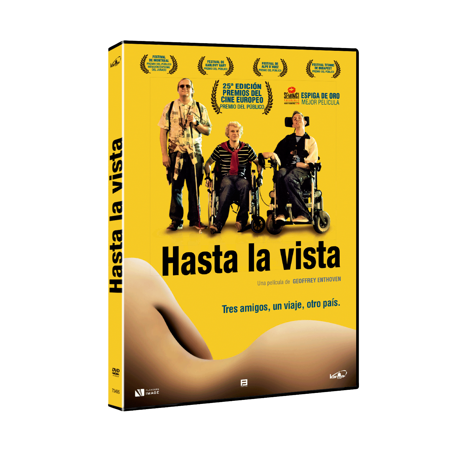 hasta_la_vista_DVD
