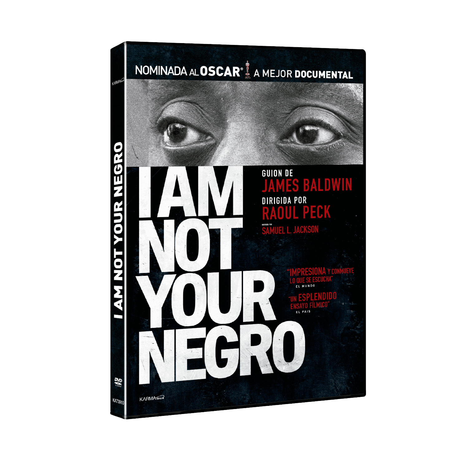 I_AM_NOT_YOUR_NEGRO_DVD