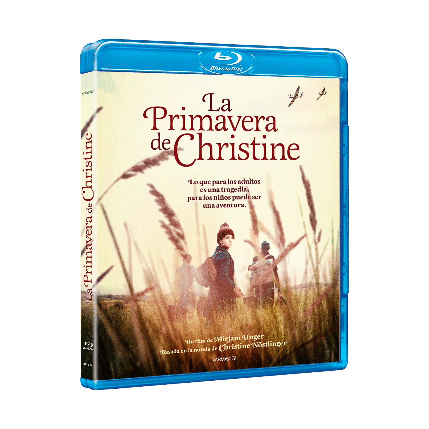 LA_PRIMAVERA_DE_CHRISTINE_BLURAY